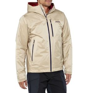 Patagonia Mens Brown Insulated Torrentshell Jacket